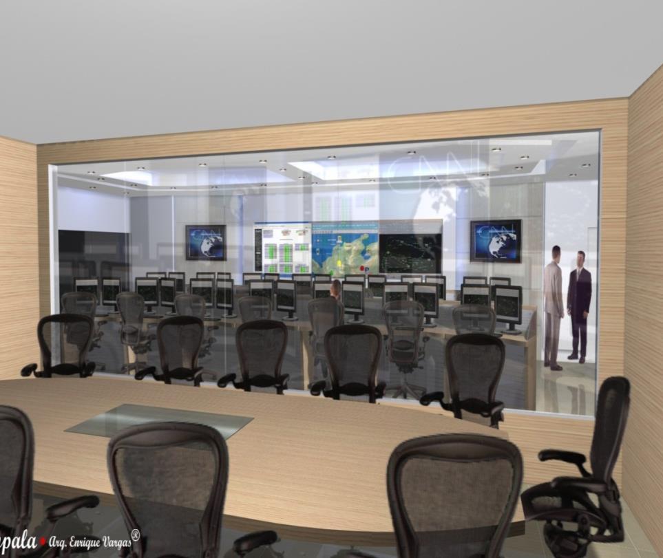 centros de logistica security systems