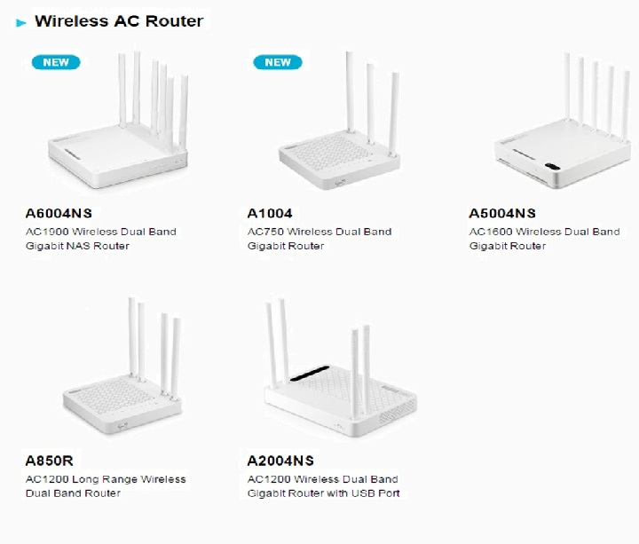 routers security systems totto link