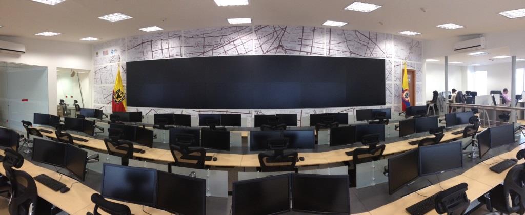 security systems implementacion centro de control - copia